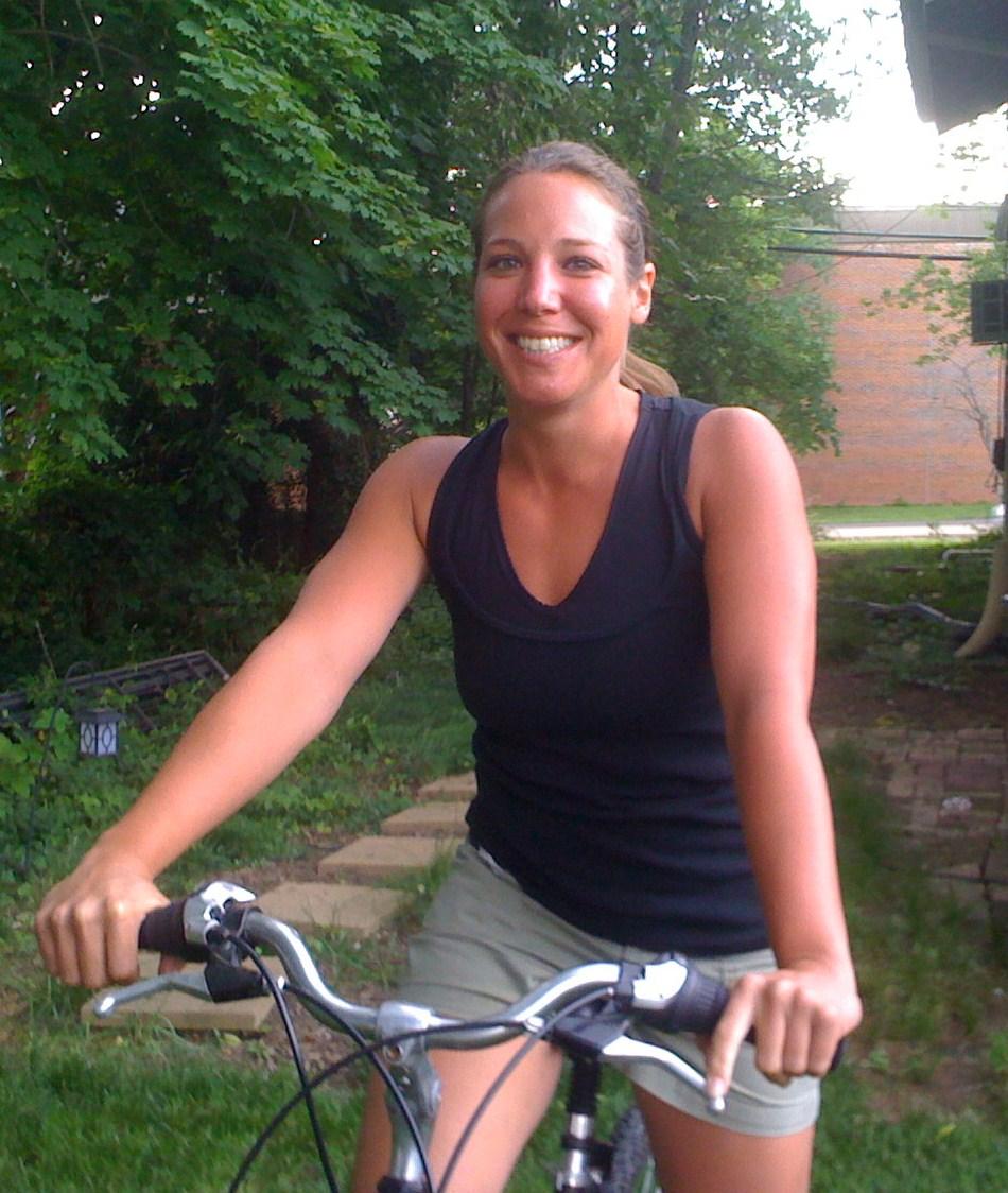 Personal Trainer Melanie