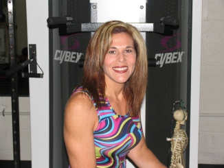Instructor Amy Smullian