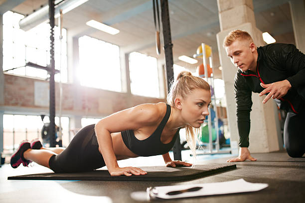 personal trainers in Fairfax